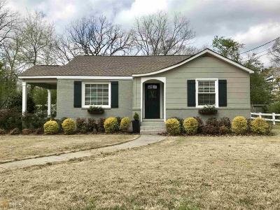 Carrollton Single Family Home New: 501 Longview St