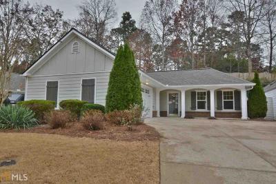 Canton Single Family Home New: 318 Jessica Way