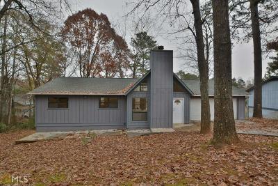 Gwinnett County Single Family Home New: 5206 Birdlake Dr