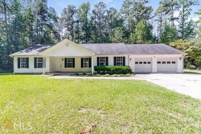 Fulton County Single Family Home New: 10540 Rivertown Rd