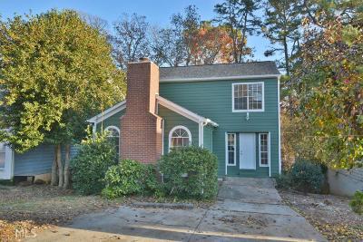 Tucker Single Family Home For Sale: 1103 Red Oak Cv