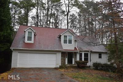 Norcross Single Family Home Under Contract: 805 Emerald Ct