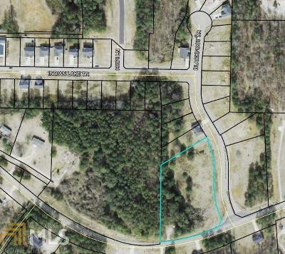 Villa Rica Residential Lots & Land For Sale: Blackfoot Trl