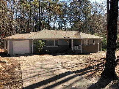 Fulton County Single Family Home New: 7074 Connell Rd