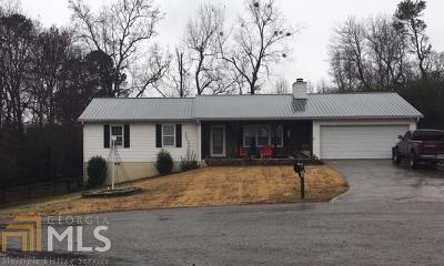 Hall County Single Family Home New: 4422 Price Way