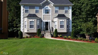 Marietta Single Family Home New: 2129 Samantha Way
