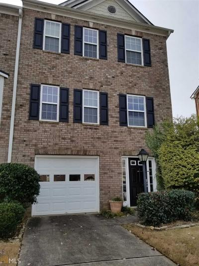 Buford Condo/Townhouse Under Contract: 2214 Mill Garden