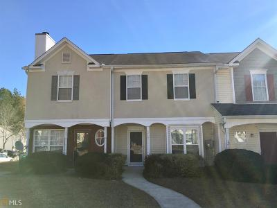 Riverdale Condo/Townhouse For Sale: 6066 Camden Forrest Dr