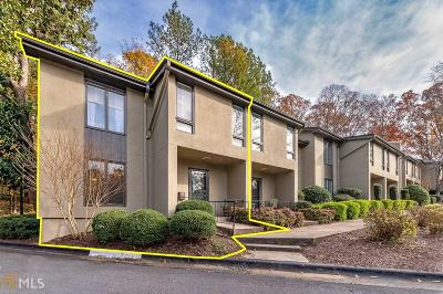 Atlanta Condo/Townhouse Under Contract: 76 Ivy Pkwy