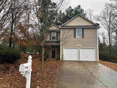 Douglasville Single Family Home New: 8134 Vincent Mill Dr