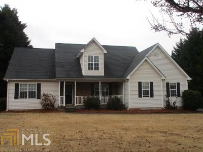 Mcdonough Single Family Home New: 1219 Snapping Shoals Rd