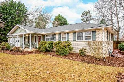 Douglasville Single Family Home New: 3347 Cowan Mill Ct