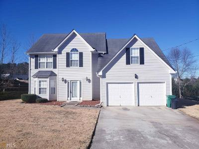 Ellenwood Single Family Home Under Contract: 3956 English Valley Dr