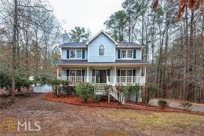 Woodstock Single Family Home New: 628 Stoney Creek Rd