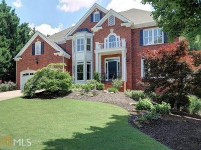 Cobb County Single Family Home New: 4016 Honeytree Ln