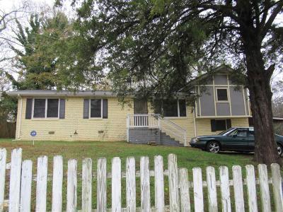 Ellenwood Single Family Home For Sale: 4717 Clemmons Dr