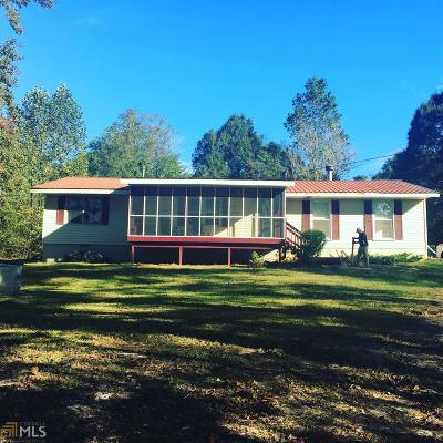 Fulton County Single Family Home New: 6749 Johnson Rd
