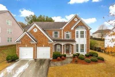 Fulton County Single Family Home New: 7356 Melhana Ln