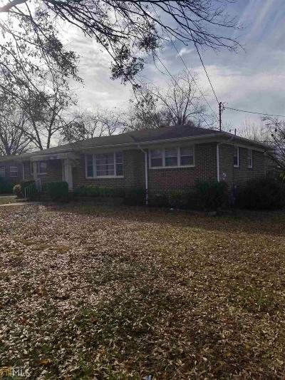 Griffin Single Family Home New: 1713 Ridge St