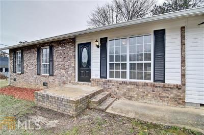 Powder Springs Single Family Home For Sale: 190 Bennett Rd