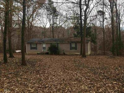 Lavonia Single Family Home For Sale: 59 Jimmy Parish Dr