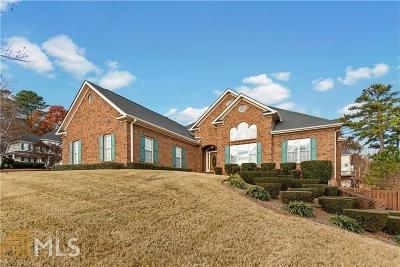 Douglasville Single Family Home New: 9202 Brixton Court