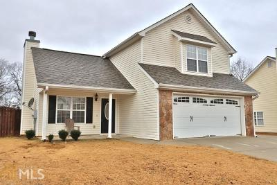 Dawsonville Single Family Home New: 49 Maple Hill Drive