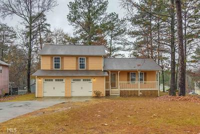 Rex Single Family Home Under Contract: 6877 Maple Grove Ct
