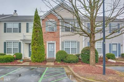 Alpharetta Condo/Townhouse For Sale: 2661 Ashleigh Ln