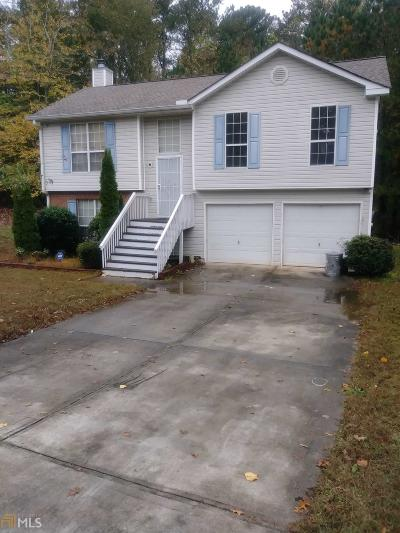 """Clayton County Single Family Home New: 1511 Norman Xing #""""AS"""