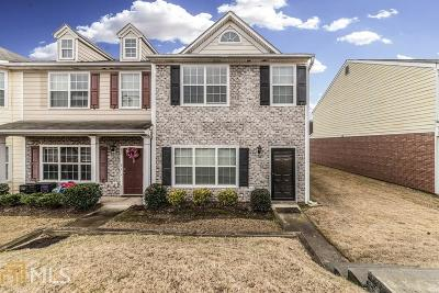 Fulton County Condo/Townhouse New: 4548 Parkview Sq #Phs 01