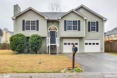Cobb County Single Family Home New: 1027 Pepper Cir
