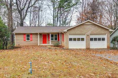 Tucker Single Family Home New: 4208 Duesenberg Dr