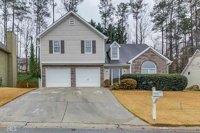 Cobb County Single Family Home New: 1925 Lightwood Way