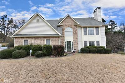 Buford Single Family Home New: 2475 Ashton Brooke Trl