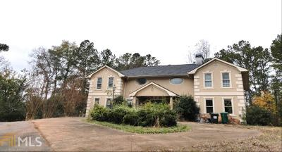 Marietta Single Family Home New: 1775 Old Canton Rd