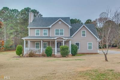Loganville Single Family Home New: 2920 Atkinson Rd