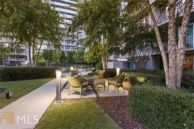 Atlanta Condo/Townhouse New: 950 W Peachtree St #1014