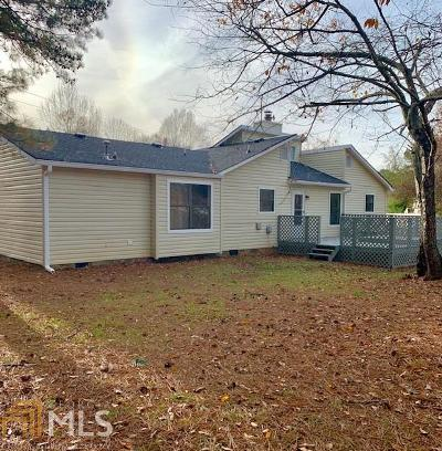Douglasville Single Family Home New: 6216 Central Church Rd