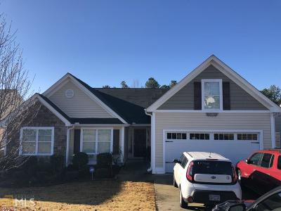Loganville Single Family Home Under Contract: 3933 Potomac Walk Ct
