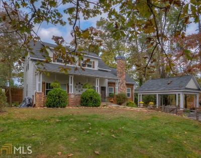 Ellijay Single Family Home For Sale: 757 N 0ld Highway 5