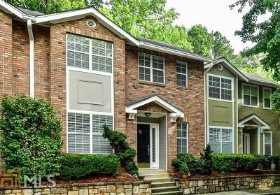 Atlanta Condo/Townhouse New: 528 Woodbridge Hollow Ct