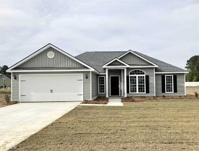 Statesboro Single Family Home For Sale: 185 Stonebrook Way #118