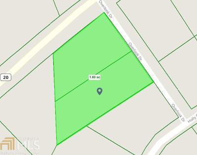 Loganville Residential Lots & Land For Sale: 401 Overlook Dr