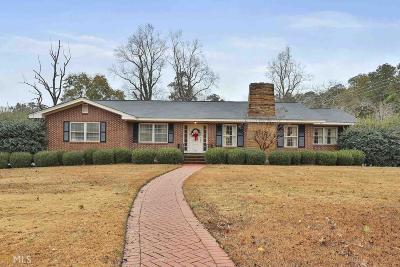 Barnesville Single Family Home For Sale: 500 Spencer St