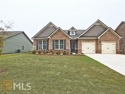 McDonough Single Family Home New: 1706 Tricklin Springs #360