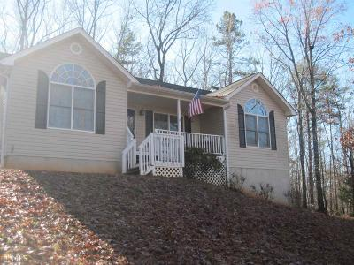 Dahlonega Single Family Home New: 205 River Flow Dr