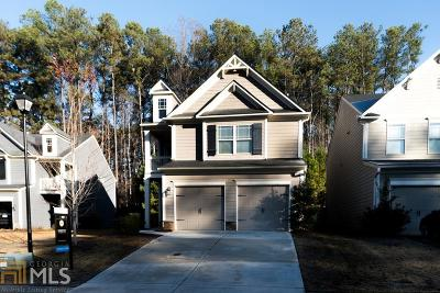 Acworth Single Family Home New: 5109 Acworth Lndg Dr