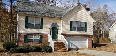 Henry County Single Family Home New: 135 Stoney Brook Way