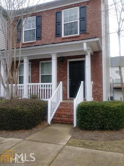Atlanta Condo/Townhouse New: 3266 Cascade Parc Blvd